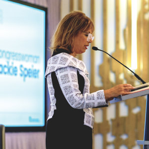 Congresswoman Jackie Speier Discusses Healthcare, Memoir at SMCMA Gala